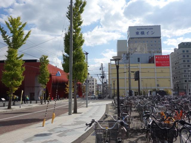東京美容外科 青森院 駐車場